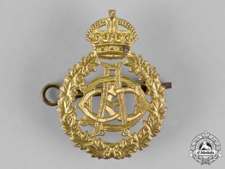 Canada. A Royal Canadian Army Dental Corps Cap Badge