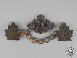 Canada. Two First War Canadian Nursing Sister Insignia