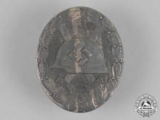 Germany, Wehrmacht. A Wound Badge, Silver Grade, Klein & Quenzer