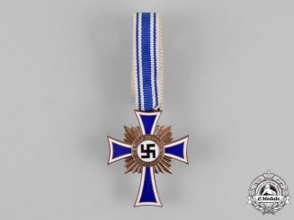 Germany. A Cross of Honour of the German Mother, Third Class