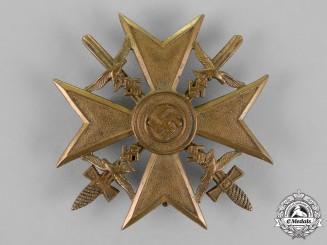 Germany, Luftwaffe. A Spanish Cross with Swords, Bronze Grade