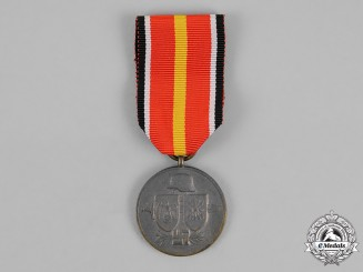 "Germany. A 1944 Campaign Medal for the Spanish ""Blue Division"" Volunteers in Russia"
