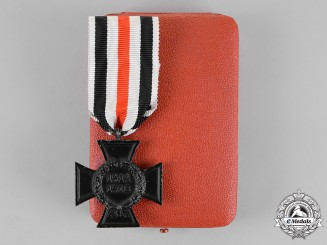 Germany. A Widow's Honour Cross in its Original Presentation Case