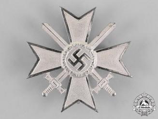 Germany. A MINT War Merit Cross First Class with Swords, by Wilhelm Deumer of Lüdenscheid