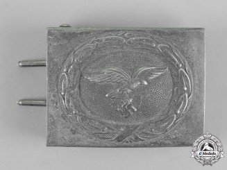 Germany, Luftwaffe. A Standard Service Belt Buckle