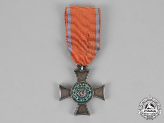 Württemberg. A Service Honour Cross, Second Class for 21 Years of Service