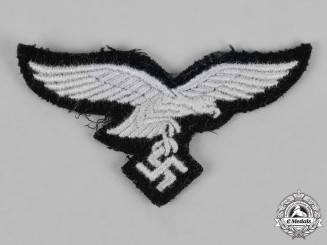 "Germany, Luftwaffe. A Paratroop Panzer Division ""Hermann Göring"" Cap Eagle"