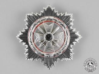 Germany, Republic. A Mint German Cross in Silver; 1957 Version