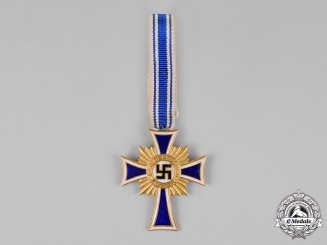 Germany. A Cross of Honour of the German Mother, First Class
