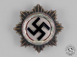 Germany. A German Cross in Silver, by Deschler & Sohn
