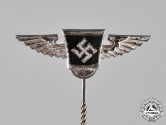 Germany, NS-RKB. A National Socialist Reichs Warrior League Membership Stick Pin