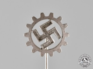 Germany, DAF. A German Labour Front Membership Stick Pin