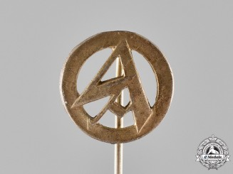 Germany, SA. A Storm Detachment Supporter's Stick Pin