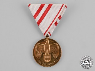 Austria, Republic. A War Commemorative Medal