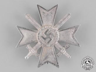 Germany. An Early War Merit Cross First Class with Swords by Friedrich Orth, Wien