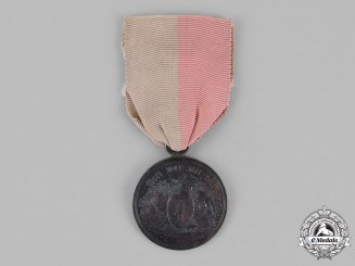 Hansa. A Joint War Medal of the Hanseatic Legion, c.1815