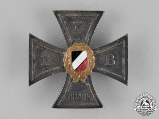 Germany, Weimar Republic. A FKB (Front Fighter's League) Honour Cross