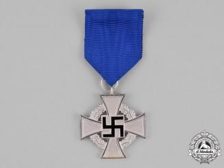 Germany. A 25-Year Faithful Service Cross
