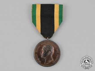 Saxony, Kingdom. A General Wartime Merit Medal, in Bronze