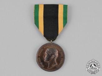 Saxony, Kingdom. A General Wartime Merit Medal, in Bronze