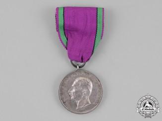 Saxony, Kingdom. A Silver Merit Medal