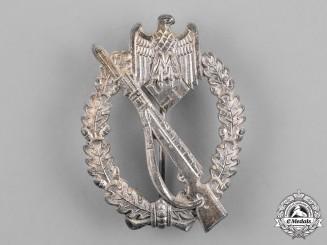 Germany, Heer. A Bronze Grade Infantry Assault Badge