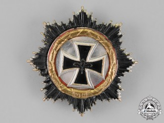 Germany, Republic. A German Cross in Gold, 1957 Version
