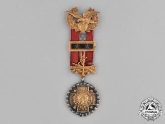 United States. A United Spanish War Veterans Past Department Commander's Jewel