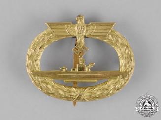 Germany, Kriegsmarine. A Mint U-Boat War Badge, by Schwerin
