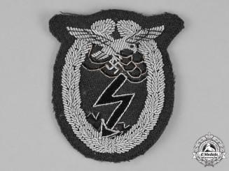 Germany, Luftwaffe.A Ground Assault Badge, Scarce Bullion Version