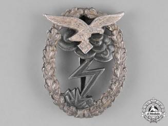 Germany, Luftwaffe. A Ground Assault Badge, by M.u.K. 5