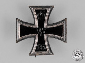Prussia, State. An Iron Cross 1914 First Class, by the German Royal Mint