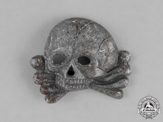Germany. A Danziger Type SS Skull