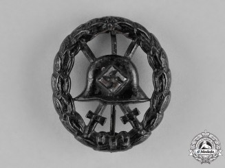 Germany. A Condor Legion Black Grade Wound Badge