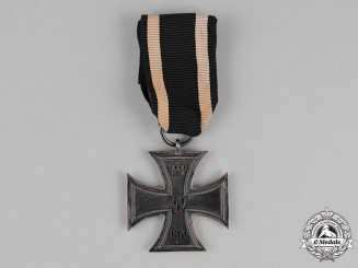 Prussia, State. An Iron Cross 1870 Second Class
