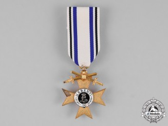 Bavaria, Kingdom. A Order of Military Merit, War Merit Cross, First Class with Swords