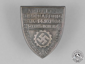 Germany. A 1934 German Labour Front Donation Badge
