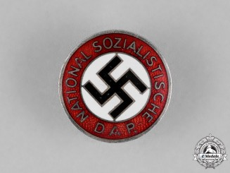 Germany. A NSDAP Membership Badge