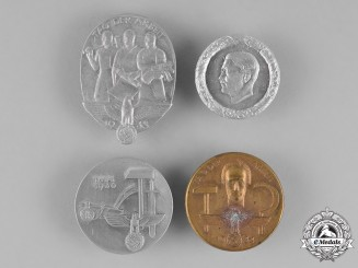 Germany. A Grouping of Four Badges.