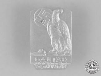 Germany. A 1937 NSDAP Stuttgart Regional Council Day Badge