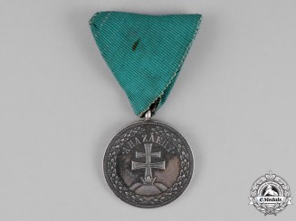 Hungary, Kingdom. An Order of Merit, Silver Grade Merit Medal