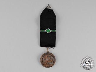 Italy, Kingdom. A Fascist Giordana General Ward Group Medal
