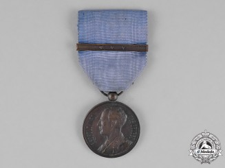 Belgium, Kingdom. A Native Service Medal, Military