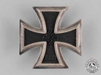 Germany. An Iron Cross 1939 First Class, by Paul Maybauer