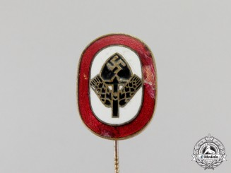 Germany. A National Labour Service Membership Stick Pin