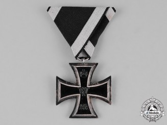 Prussia, State. An Iron Cross 1914 Second Class