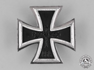 Germany, Federal Republic. An Iron Cross 1939 First Class, Alternative 1957 Version, by Wilhelm Deumer