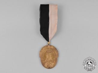 Prussia. A Kyffhäuser Veteran's Assocation 50-Year Long Service Award