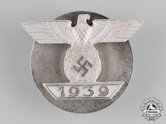 Germany. A Clasp to the Iron Cross 1939 First Class, Second Type, by Otto Schickle