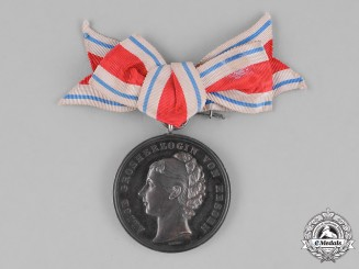Hesse. A Silver Alice Medal